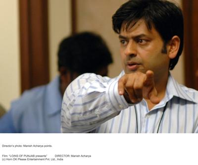Manish as director 2