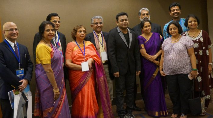 ARR and Sankara Netralaya group